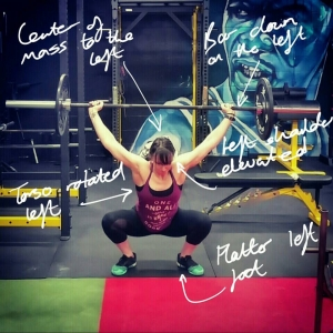 Overhead Squat Movement Assessment