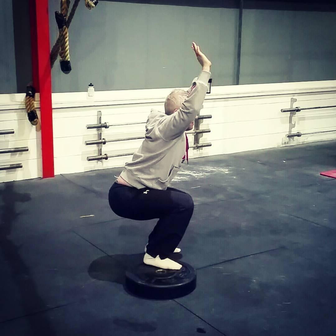 Improve Your Squat